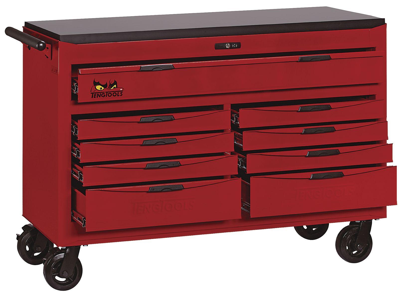 Tcw809n coffres servantes d 39 outils coffres servantes d 39 outils vynckier tools - Carro herramientas barato ...