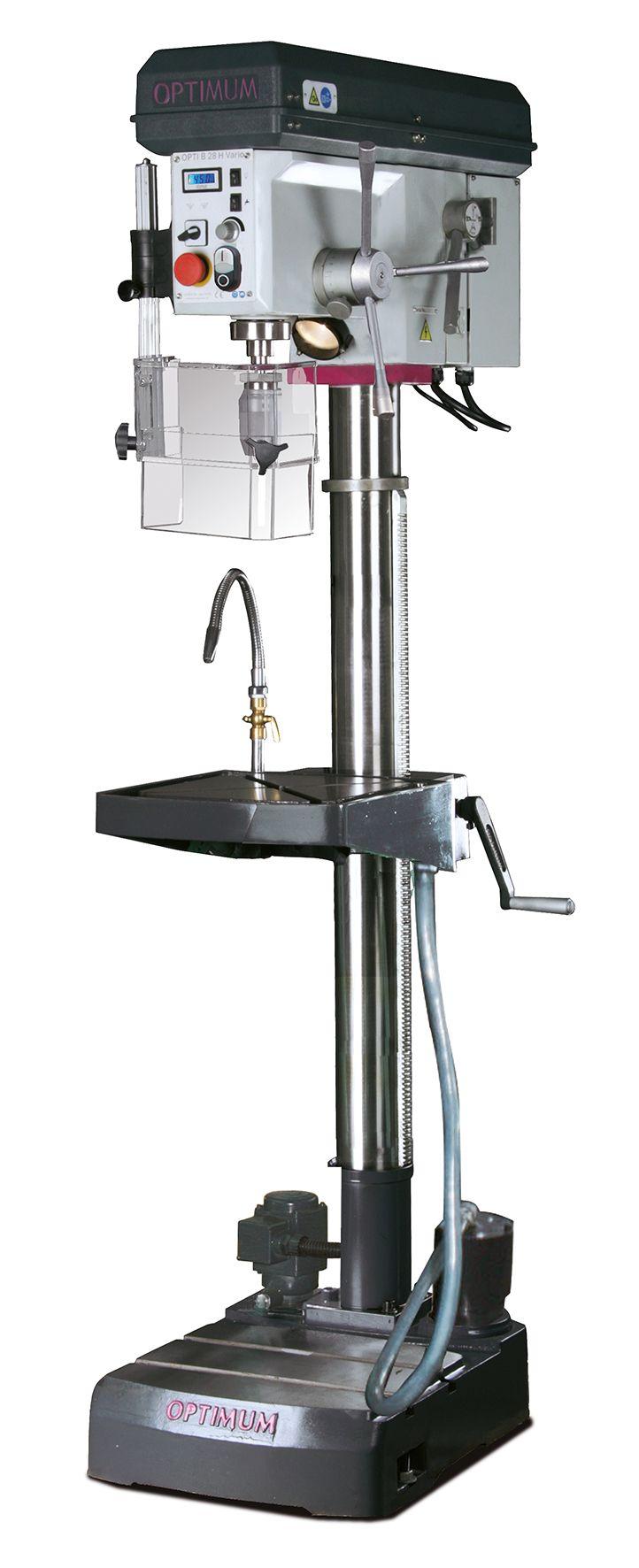 Groovy B28Hv Column Bench Drilling Machines Vynckier Tools Cjindustries Chair Design For Home Cjindustriesco